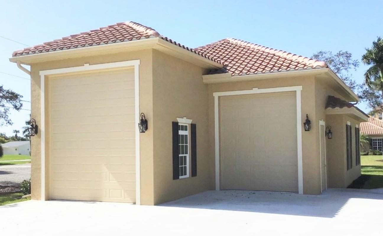 Brobst-builder-North-Port-FL-freestanding-garage